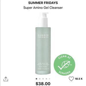 🔥FLASH SALE🔥 Summer fridays face wash